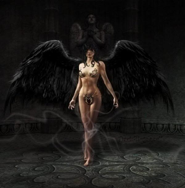 Angel of death sex