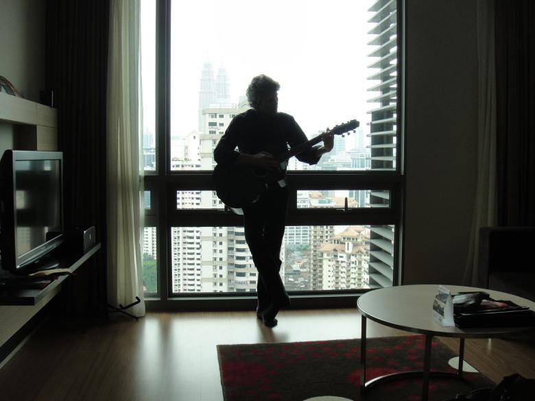 jay rehearsing