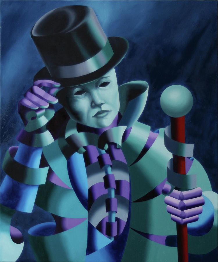 mask-of-the-magician--abstract-oil-painting-mark-webster