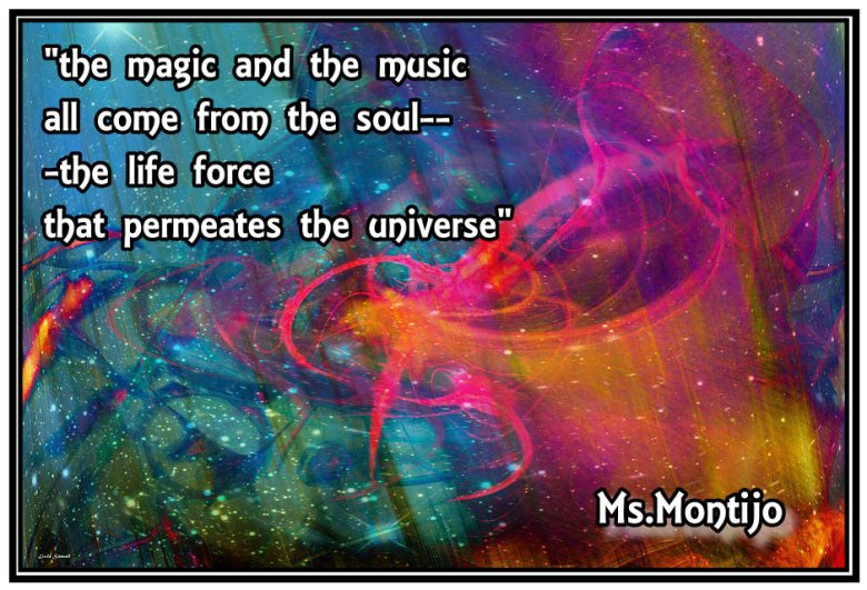 magic music soul