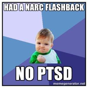 narc baby meme